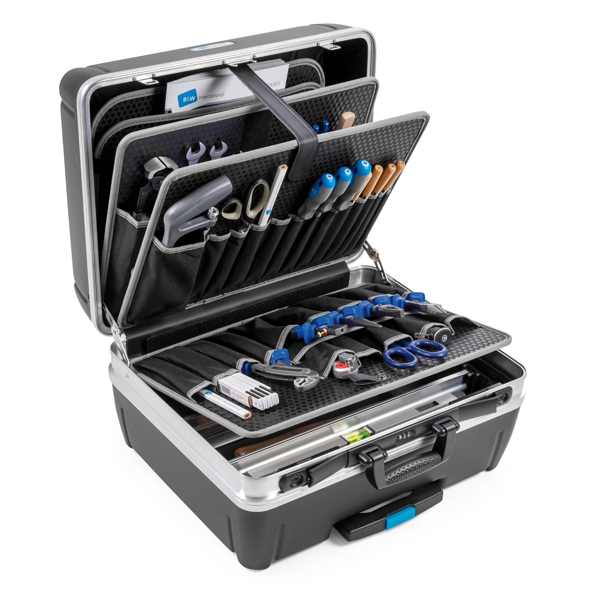 B&W Tool.case rhino   Pockets