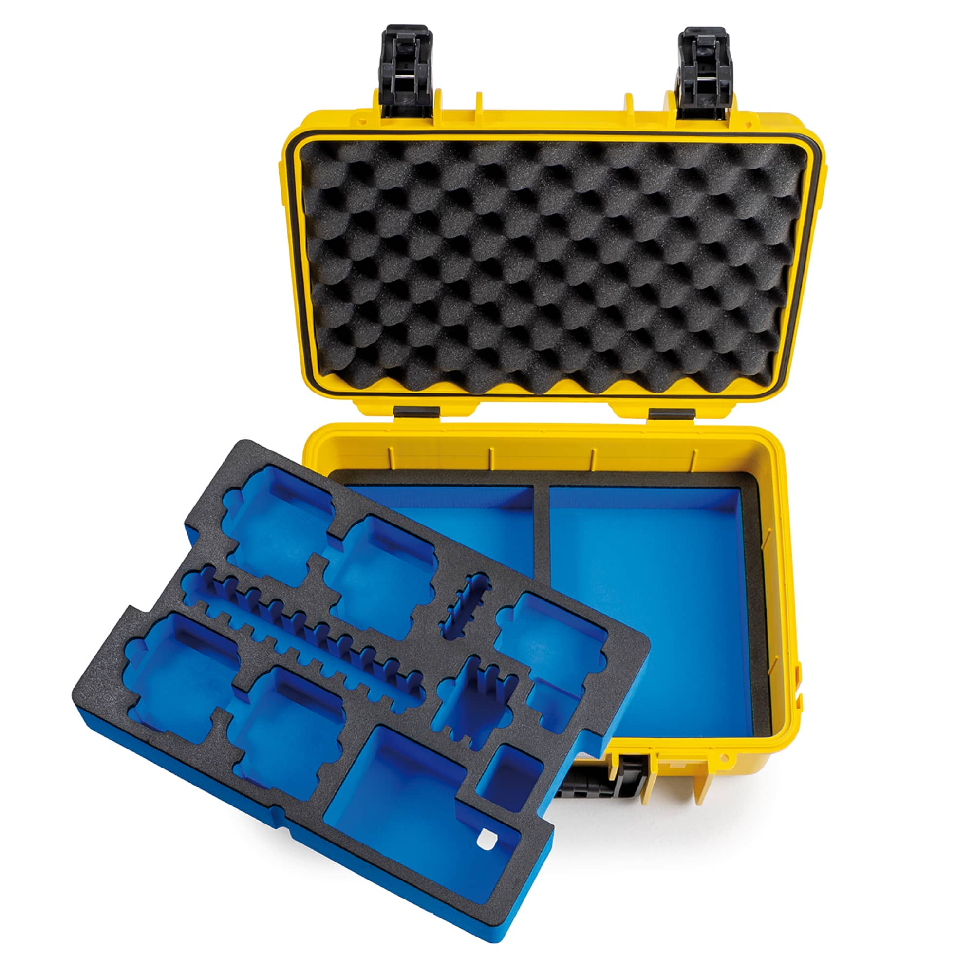 B&W Special Case Typ 4000 mit 3D-Schaum für GoPro 8