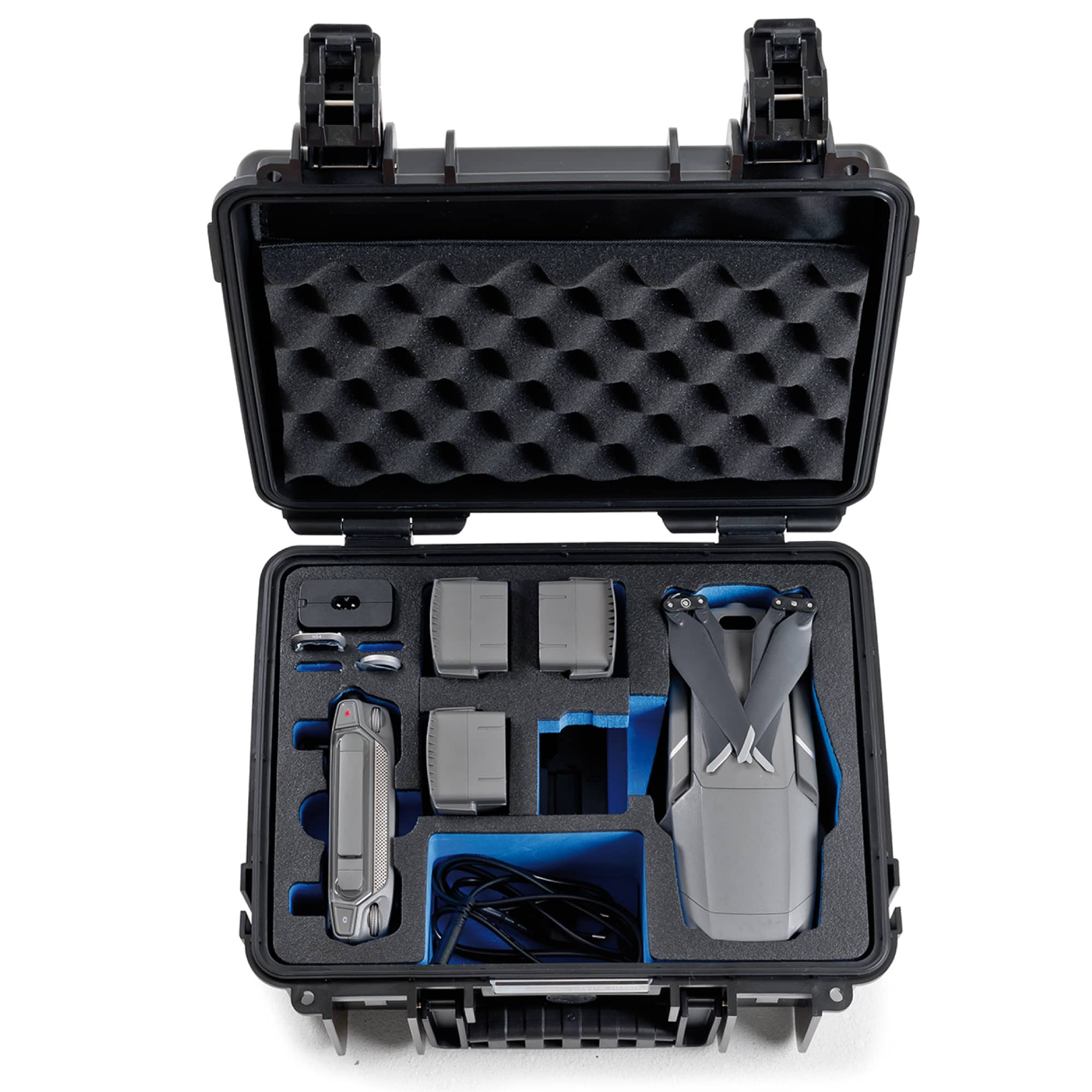 B&W Special Case Typ 3000 mit 3D-Schaum für DJI Mavic 2
