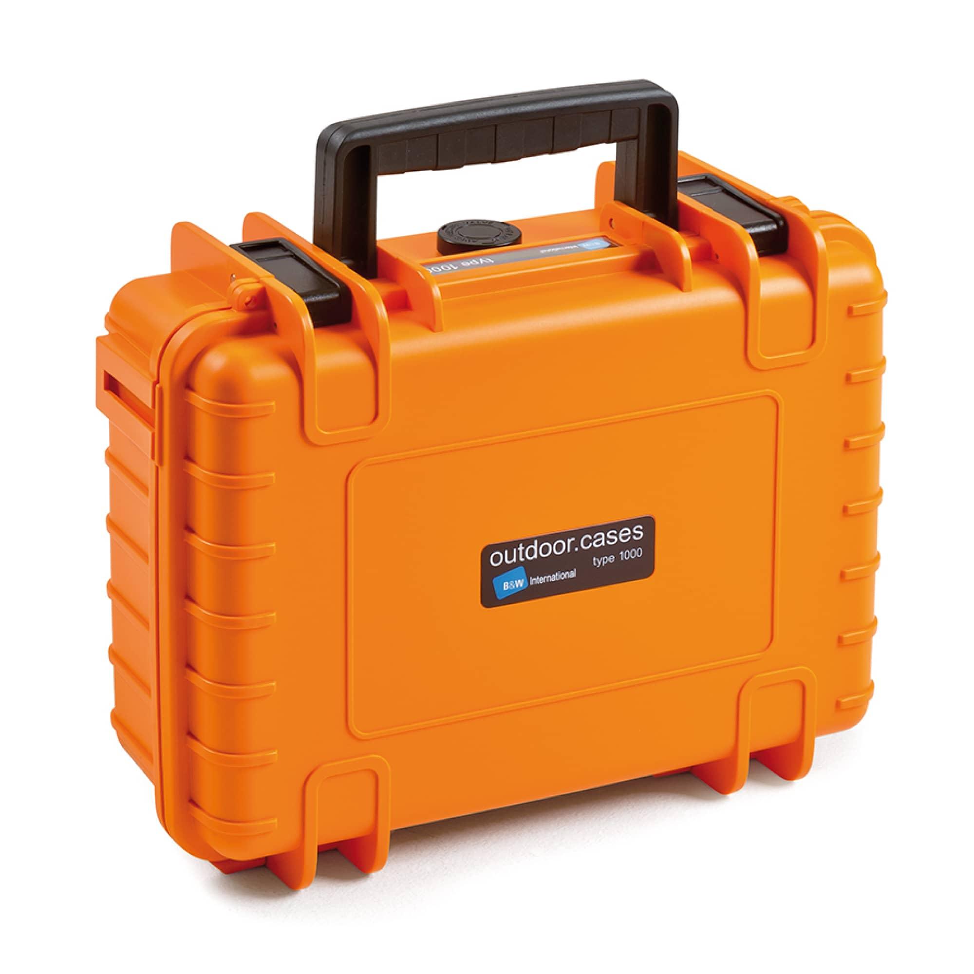 B&W Outdoor Case Typ 1000