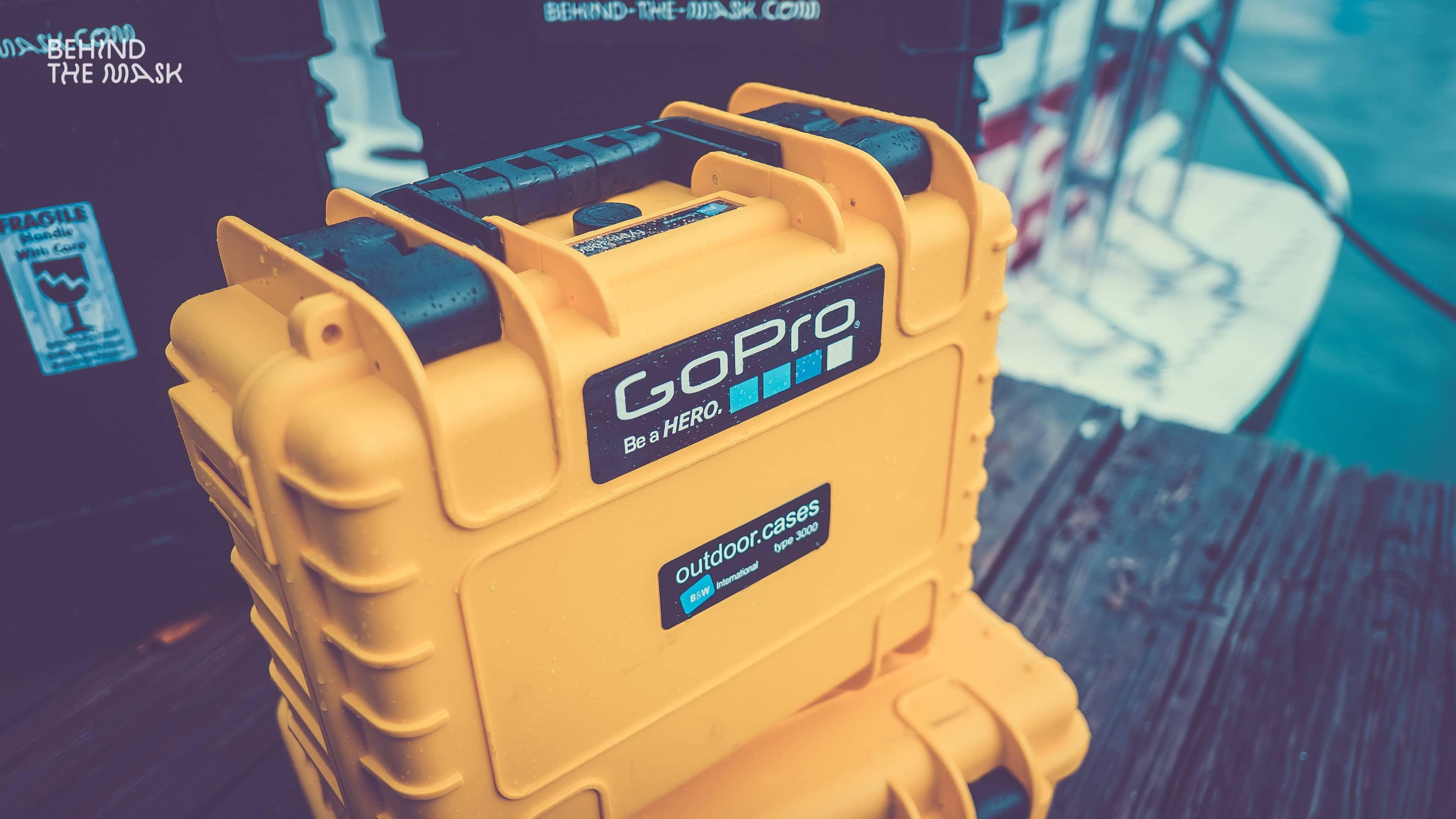 Koffer für GoPro
