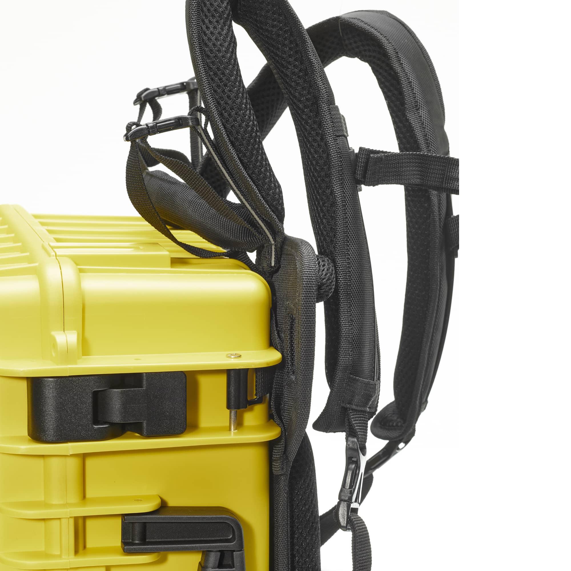Rucksacksystem für B&W Outdoor Cases