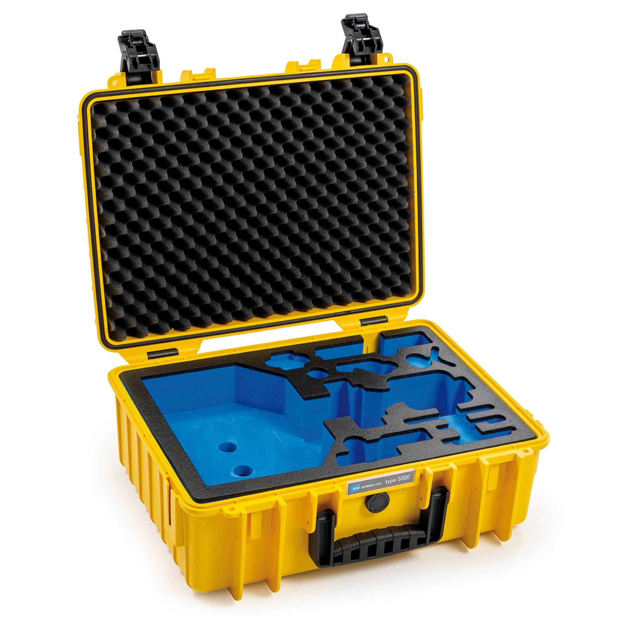 DJI Ronin SC Pro Combo | B&W Outdoor Case Typ 5000