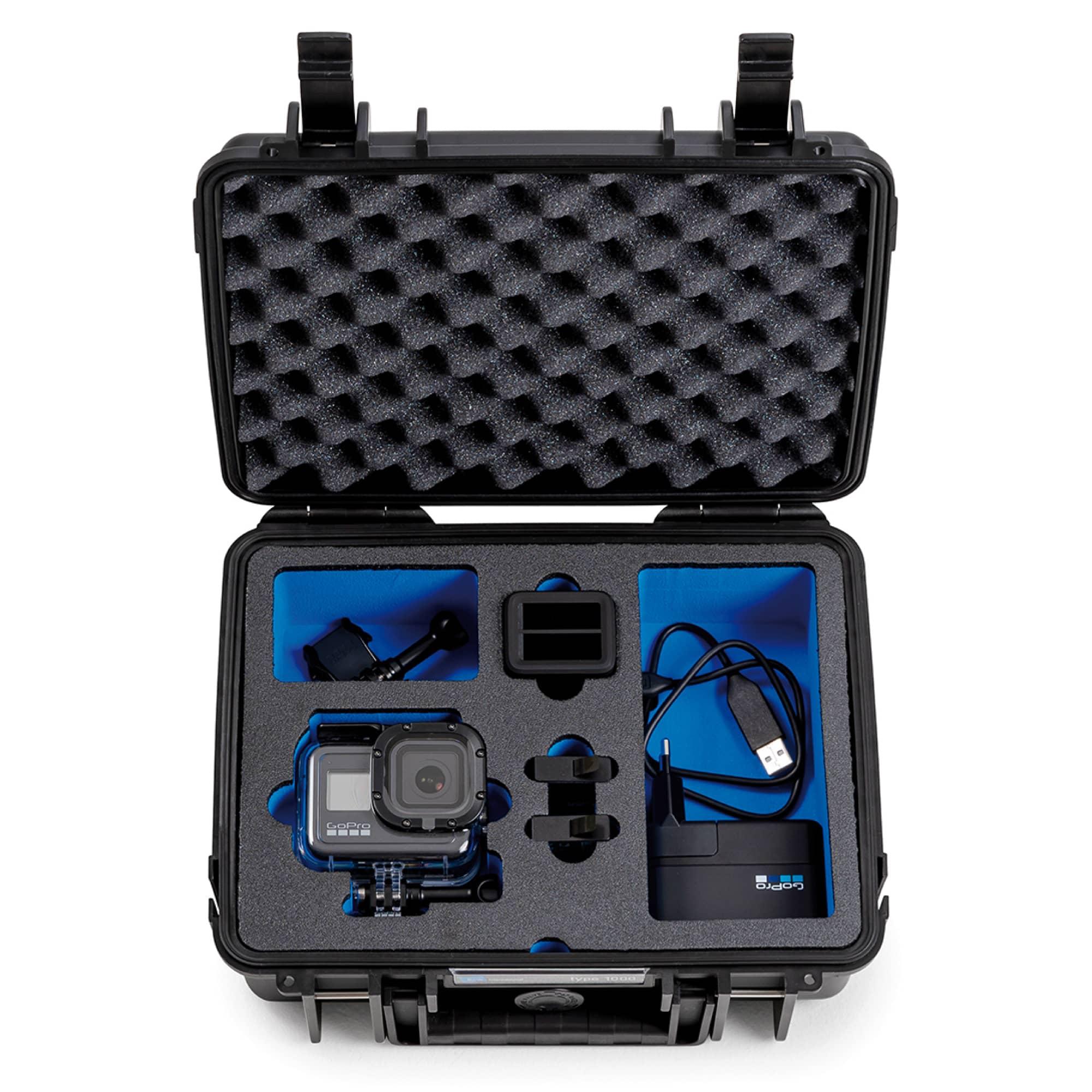 GoPro 8  Outdoor Case Typ 1000 von B&W