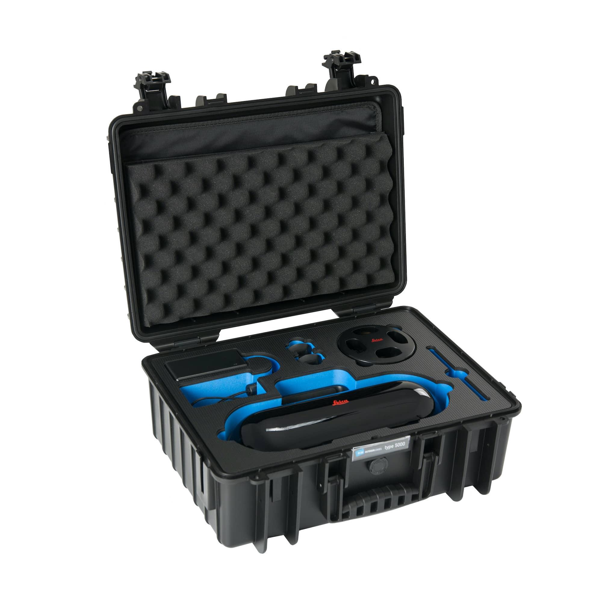 Special Case for Leica BLK2GO