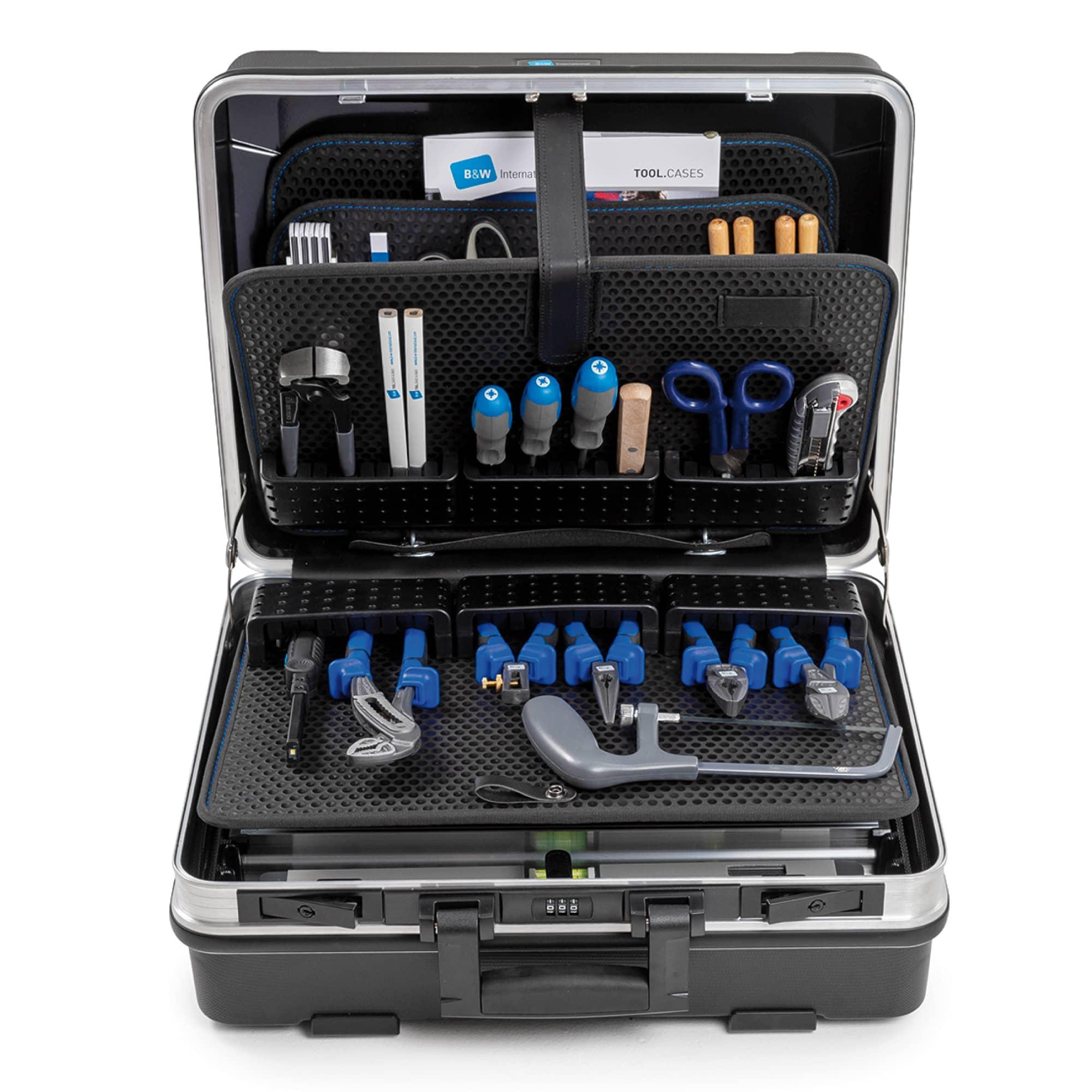 B&W tool.case flex    Module