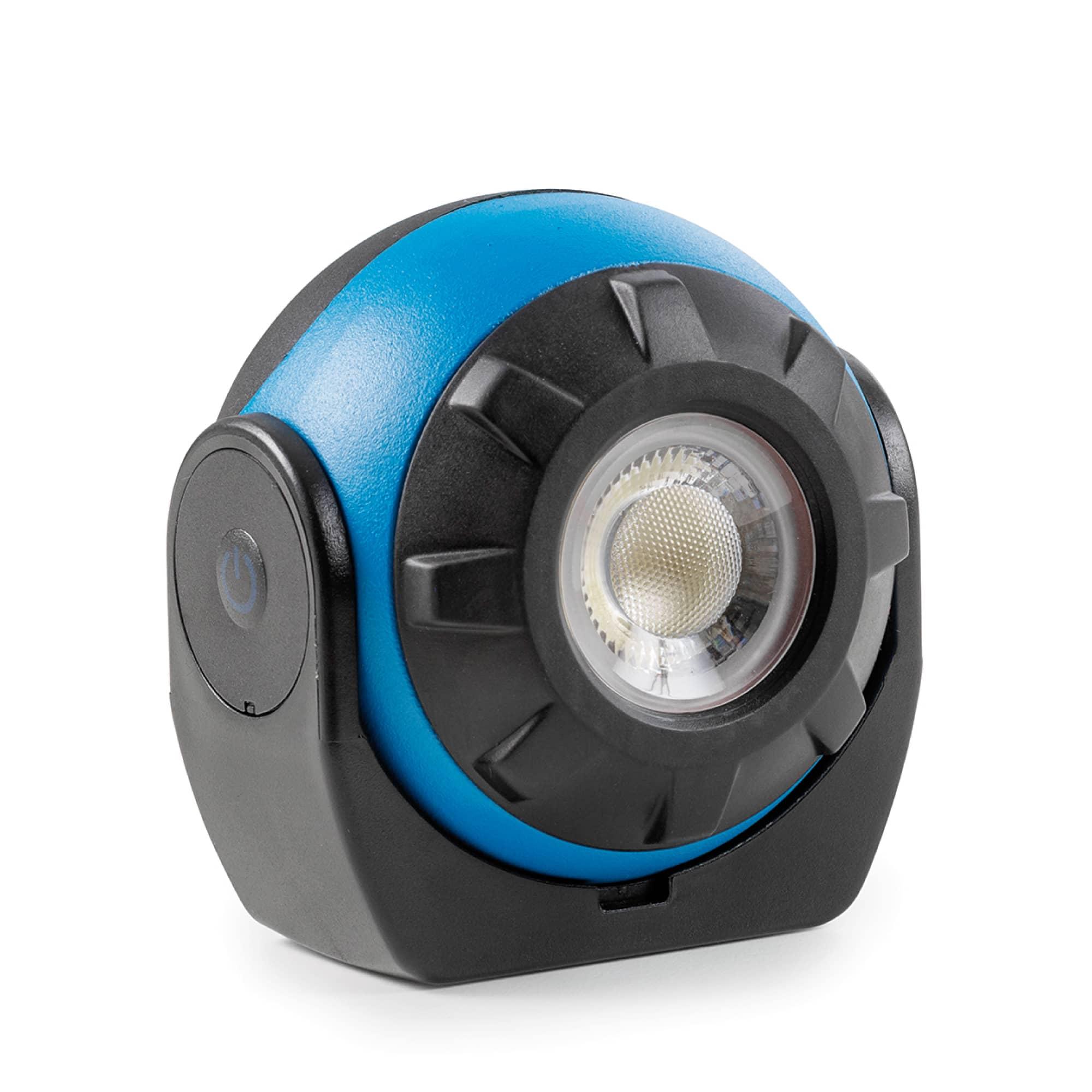 Leistungsstarke LED Arbeitslampe mit Powerbank-Funktion
