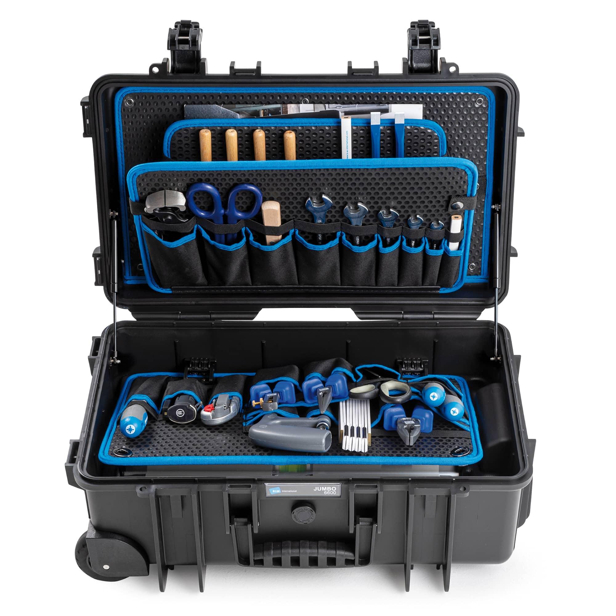 B&W Tool.case JUMBO 6600