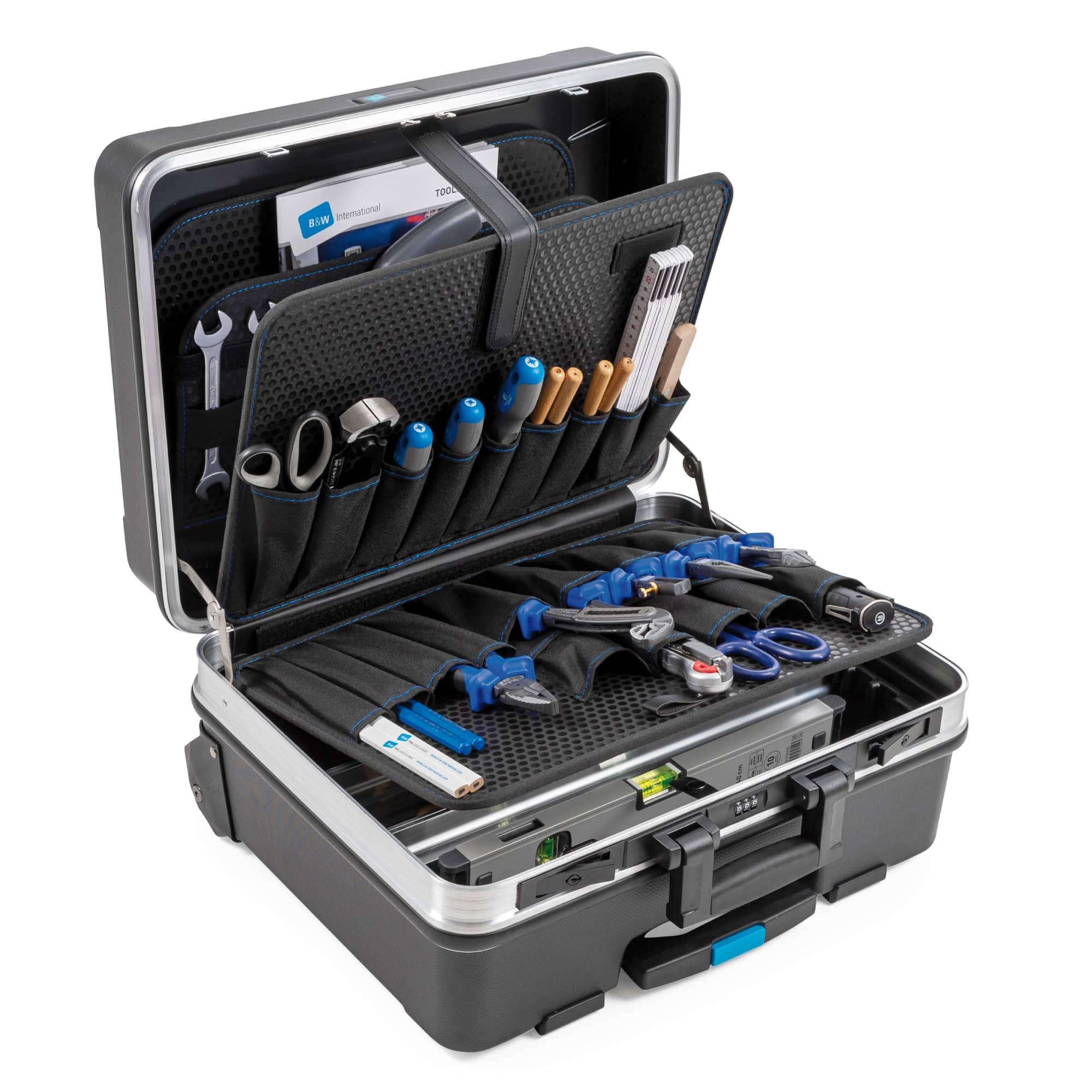 B&W tool.case go | Pockets