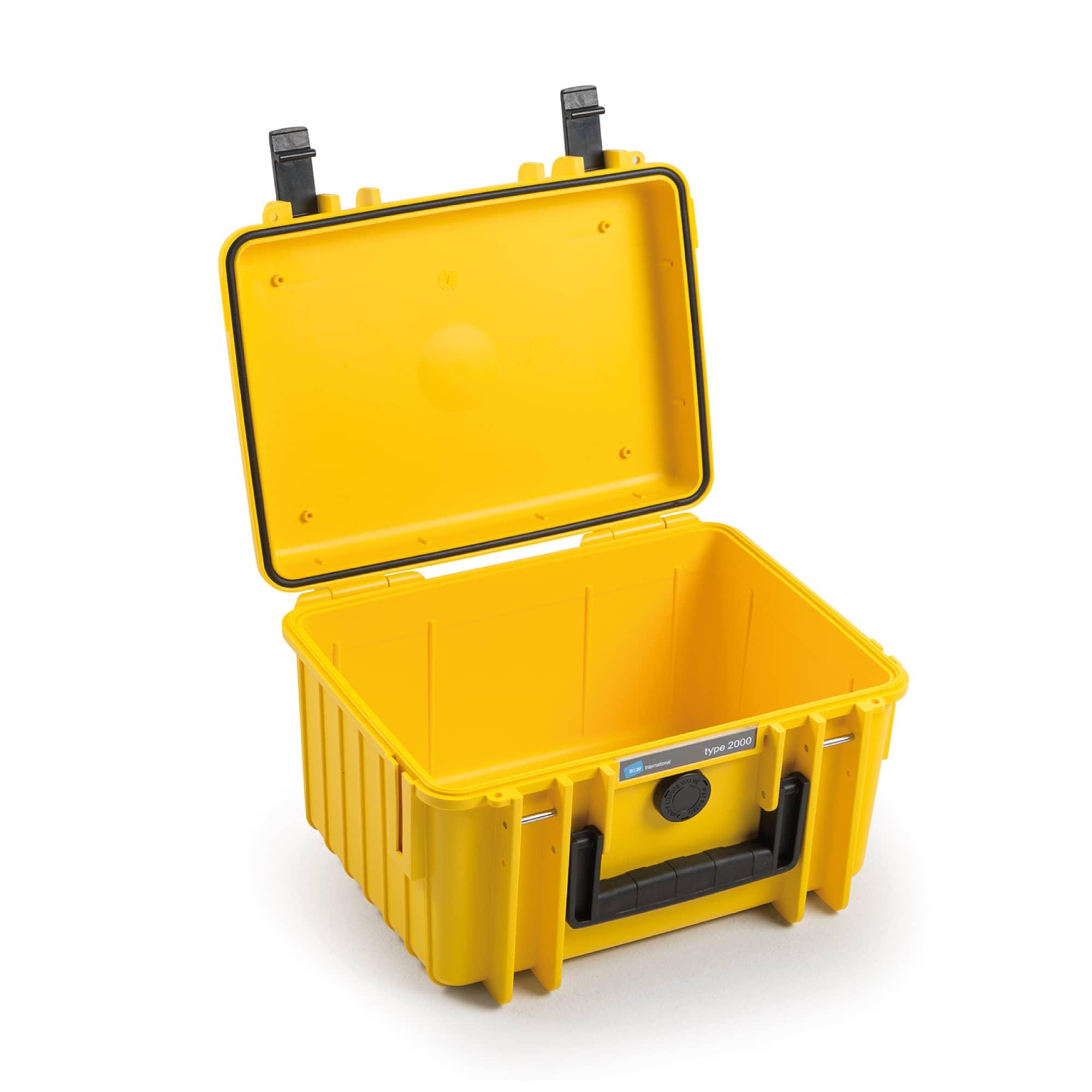 B&W Outdoor Case Typ 2000