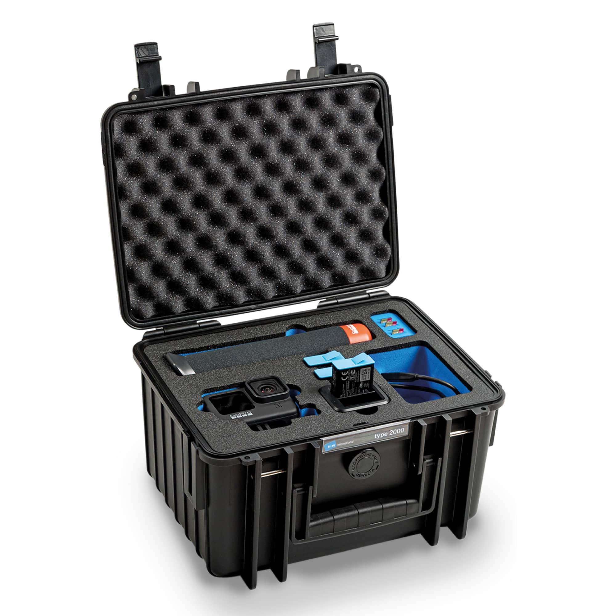 GoPro Hero 9/10 Outdoor Case Typ 2000 von B&W