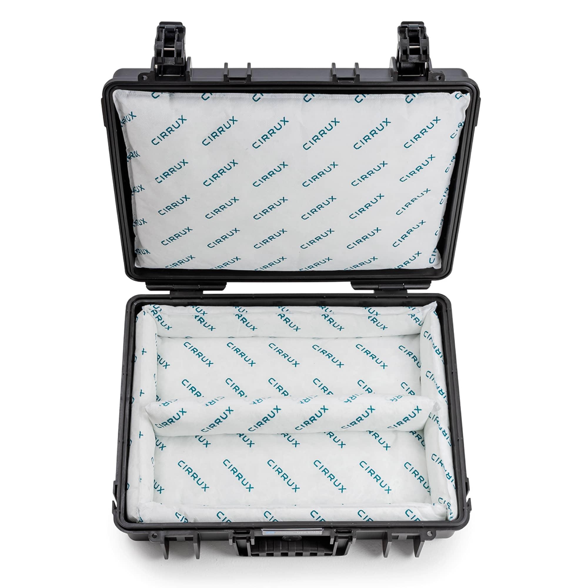 Special Case Typ 6040 für Li-Ionen-Akkus (Transport & Aufbewahrung)