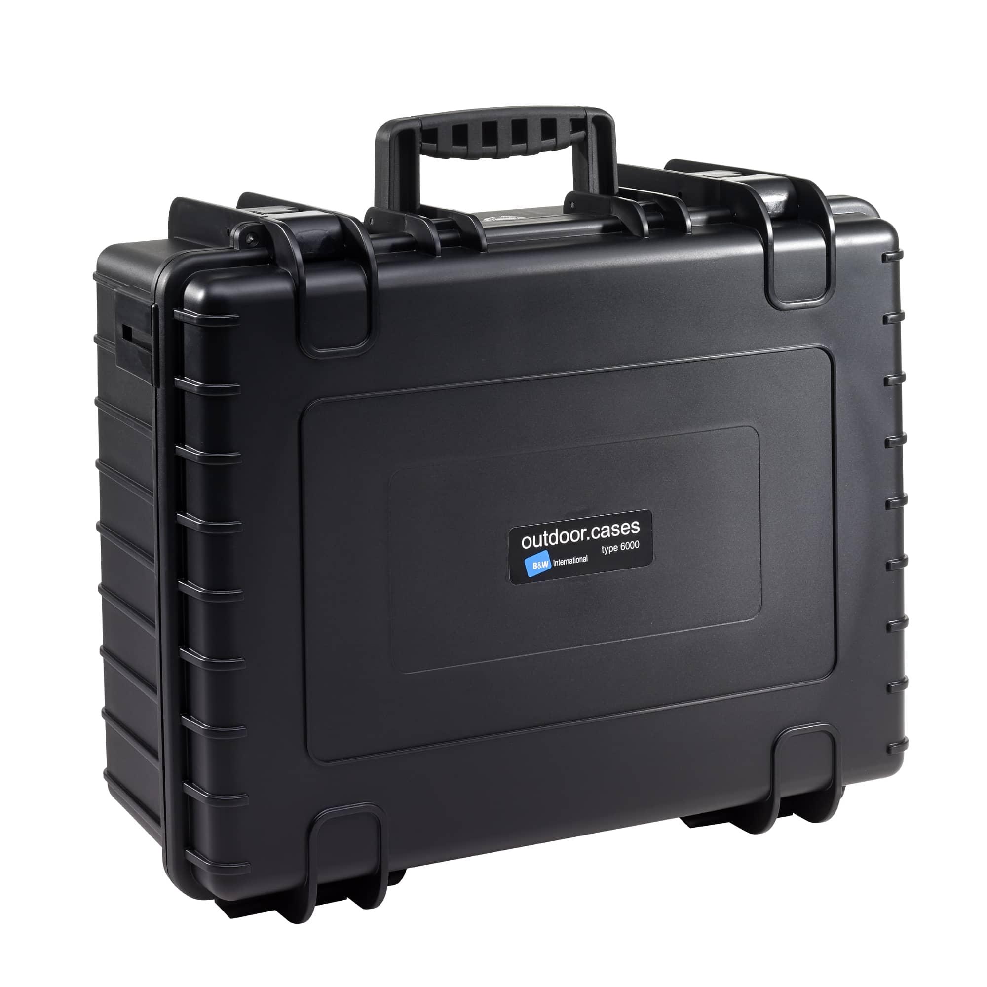 B&W Outdoor Case Typ 6000