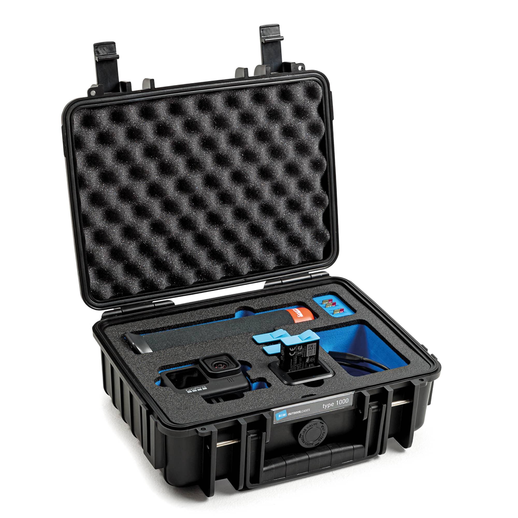 GoPro Hero 9/10 Outdoor Case Typ 1000 von B&W