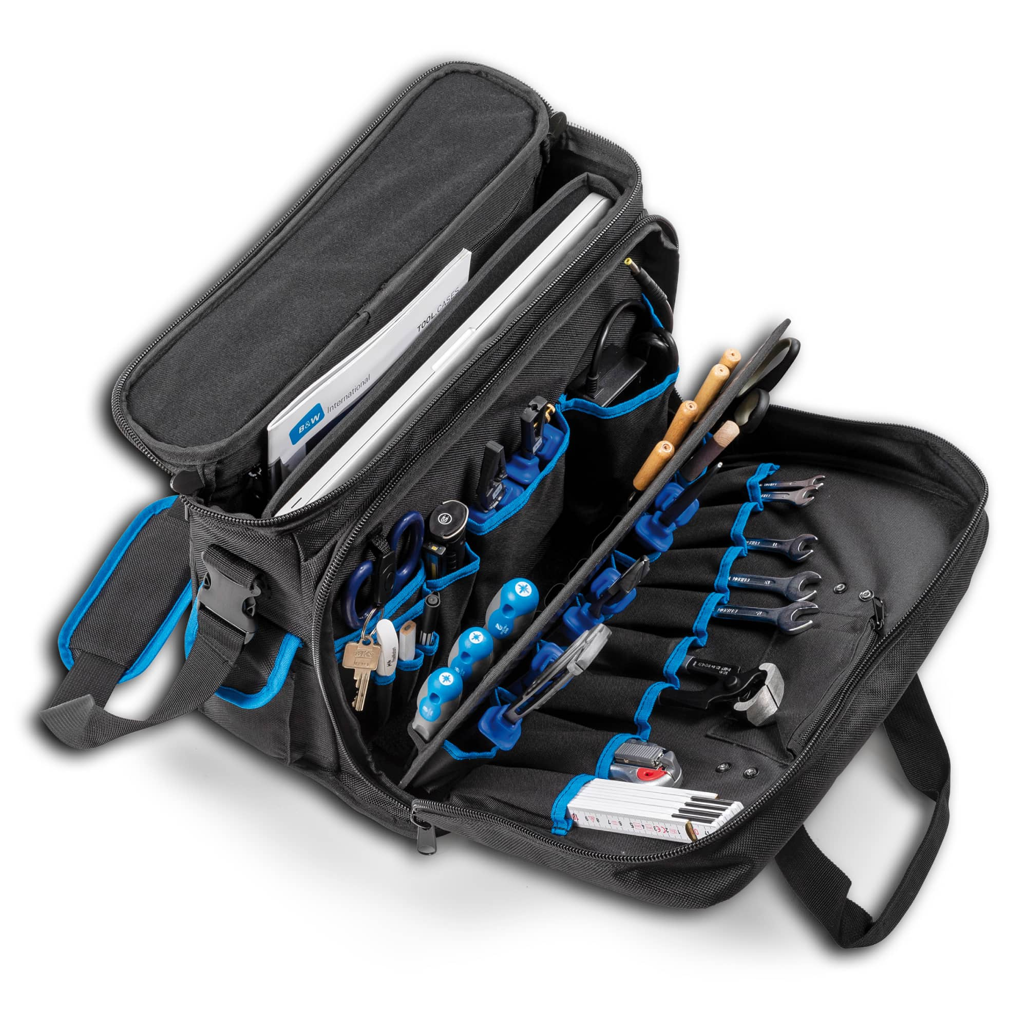 B&W Tool.case service