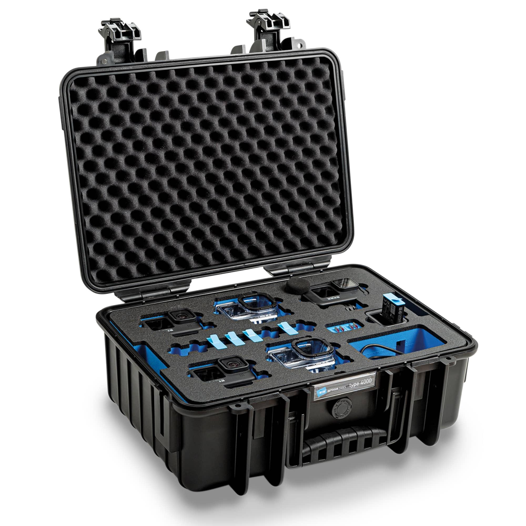 GoPro Hero 9/10 Outdoor Case Typ 4000 von B&W