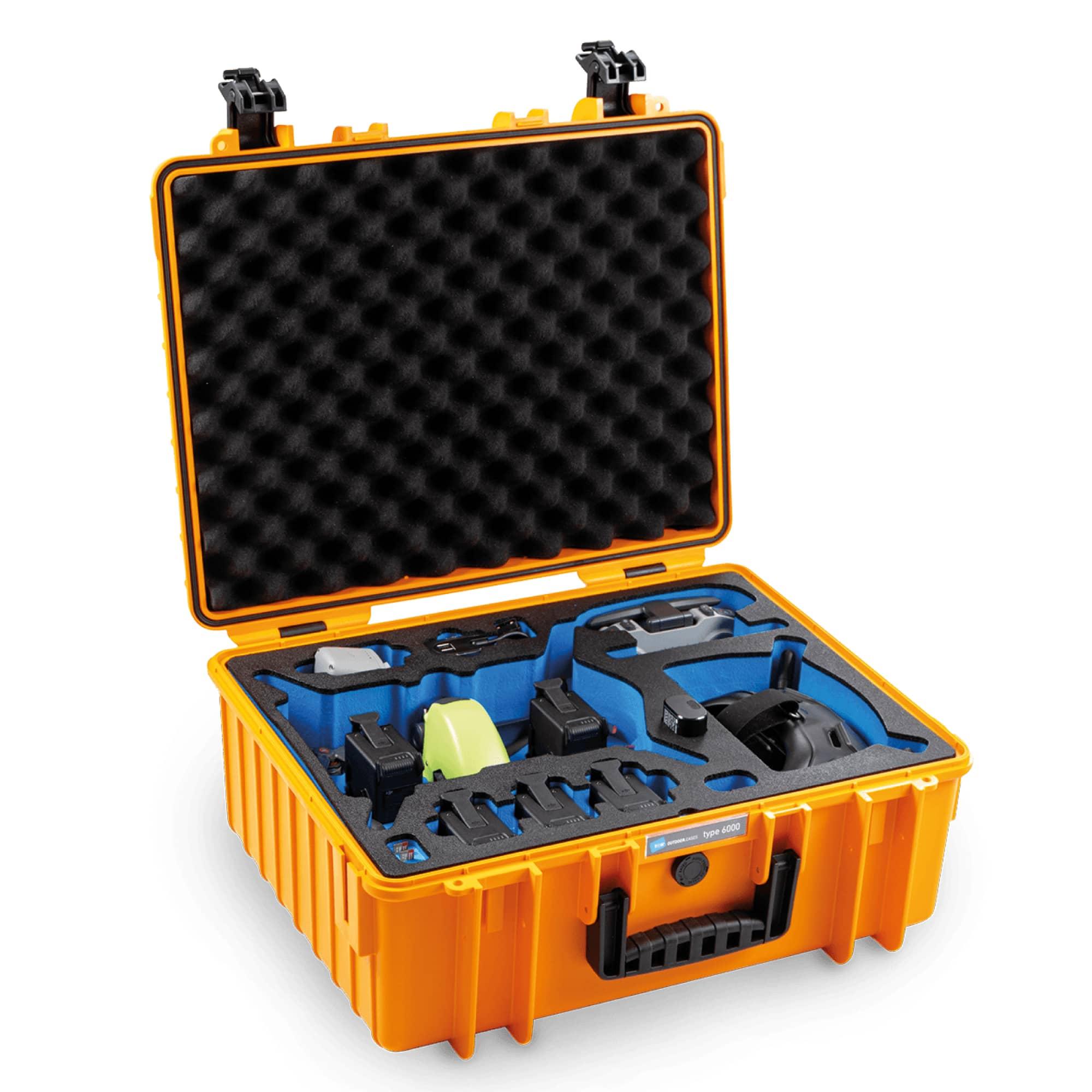 DJI FPV Combo   B&W Outdoor Case Typ 6000