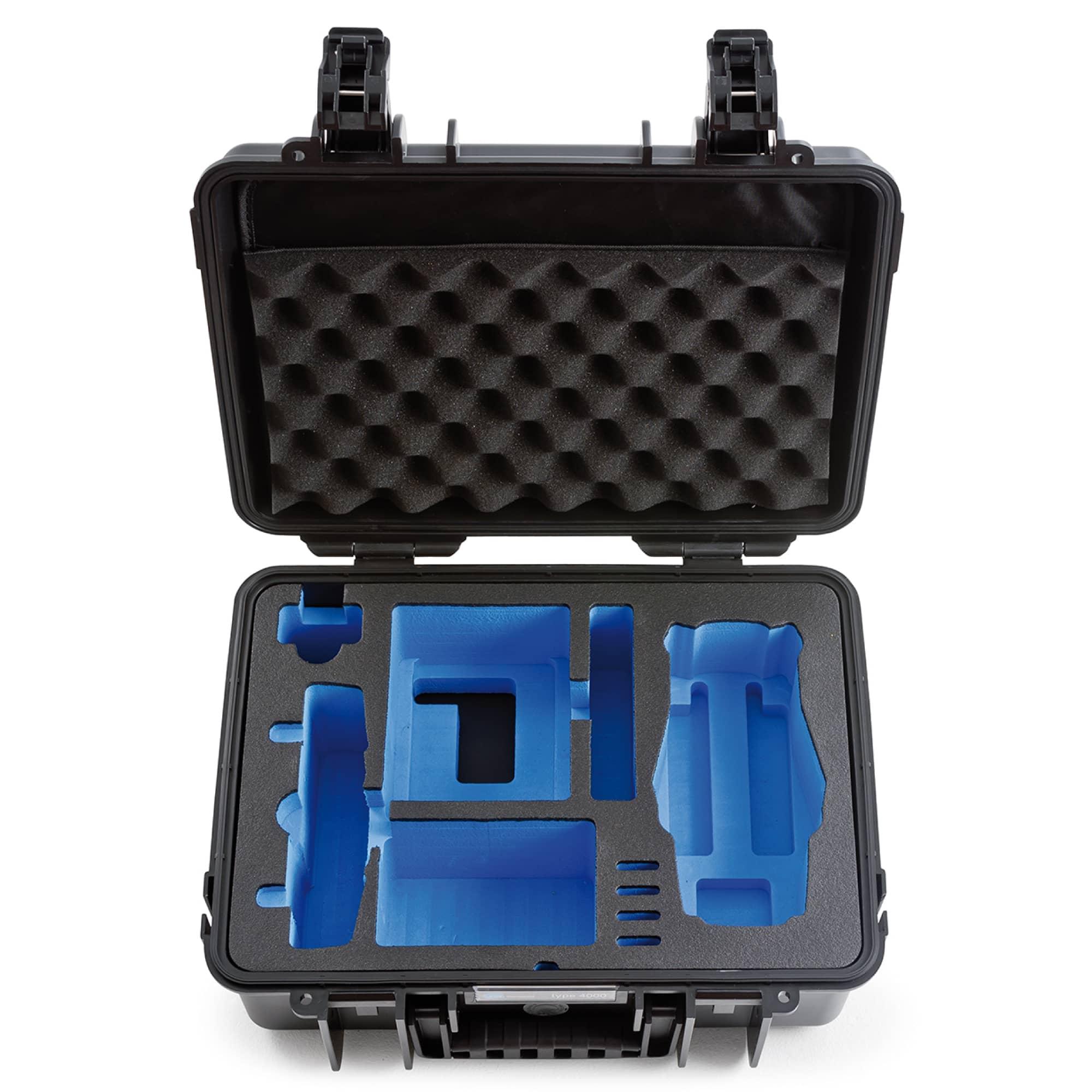 DJI Mavic 2 und Smart Controller | B&W Outdoor Case Typ 4000