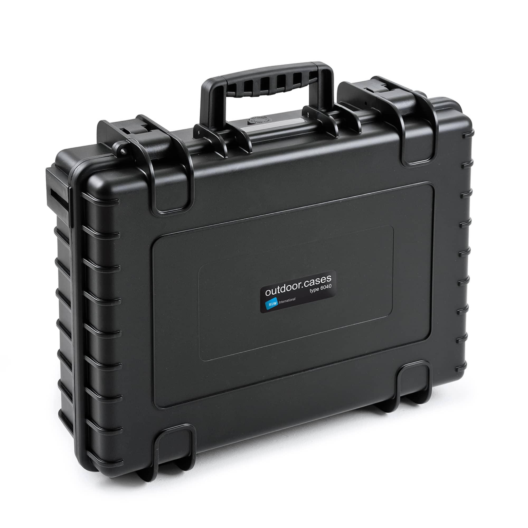 B&W Outdoor Case Typ 6040