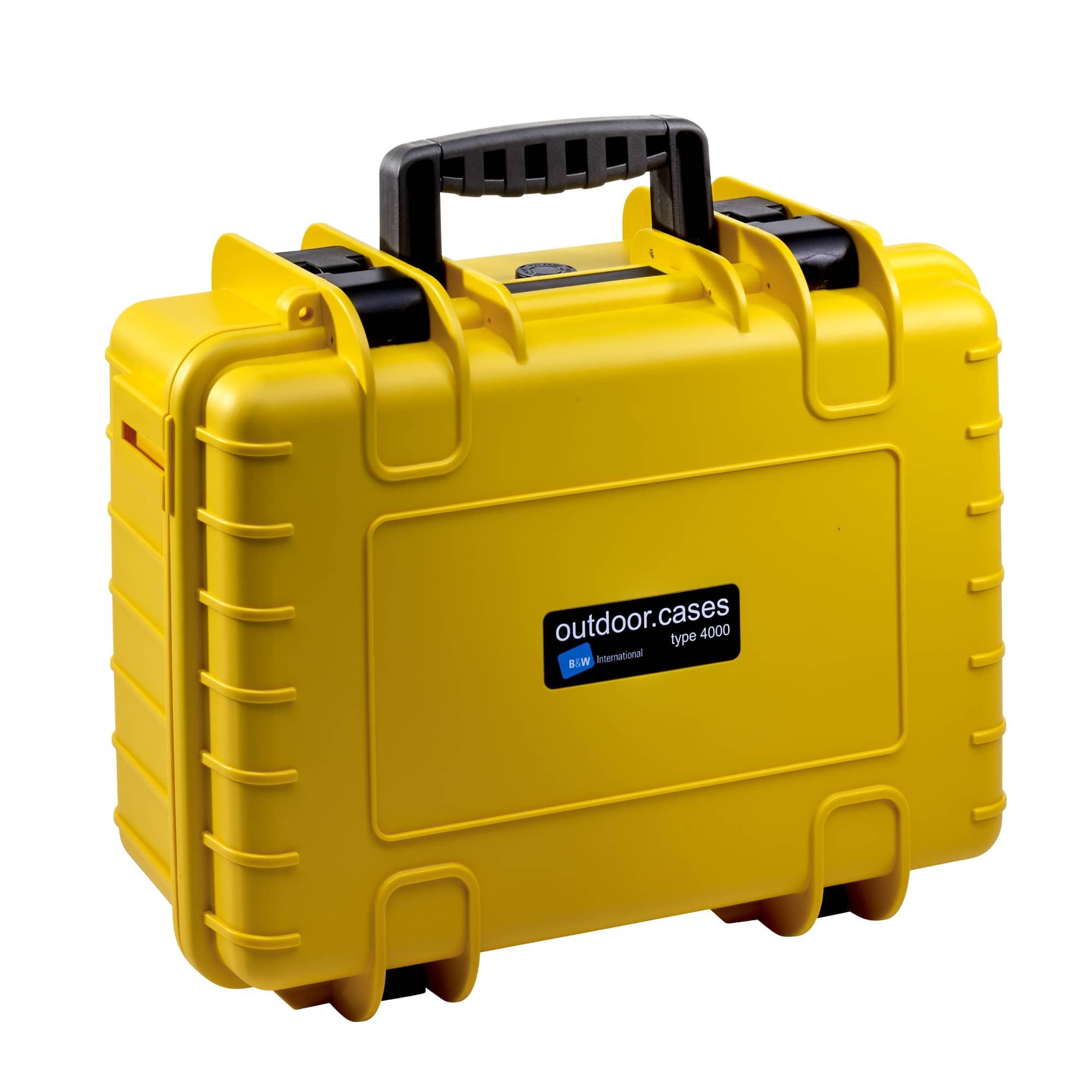 B&W Outdoor Case Typ 4000