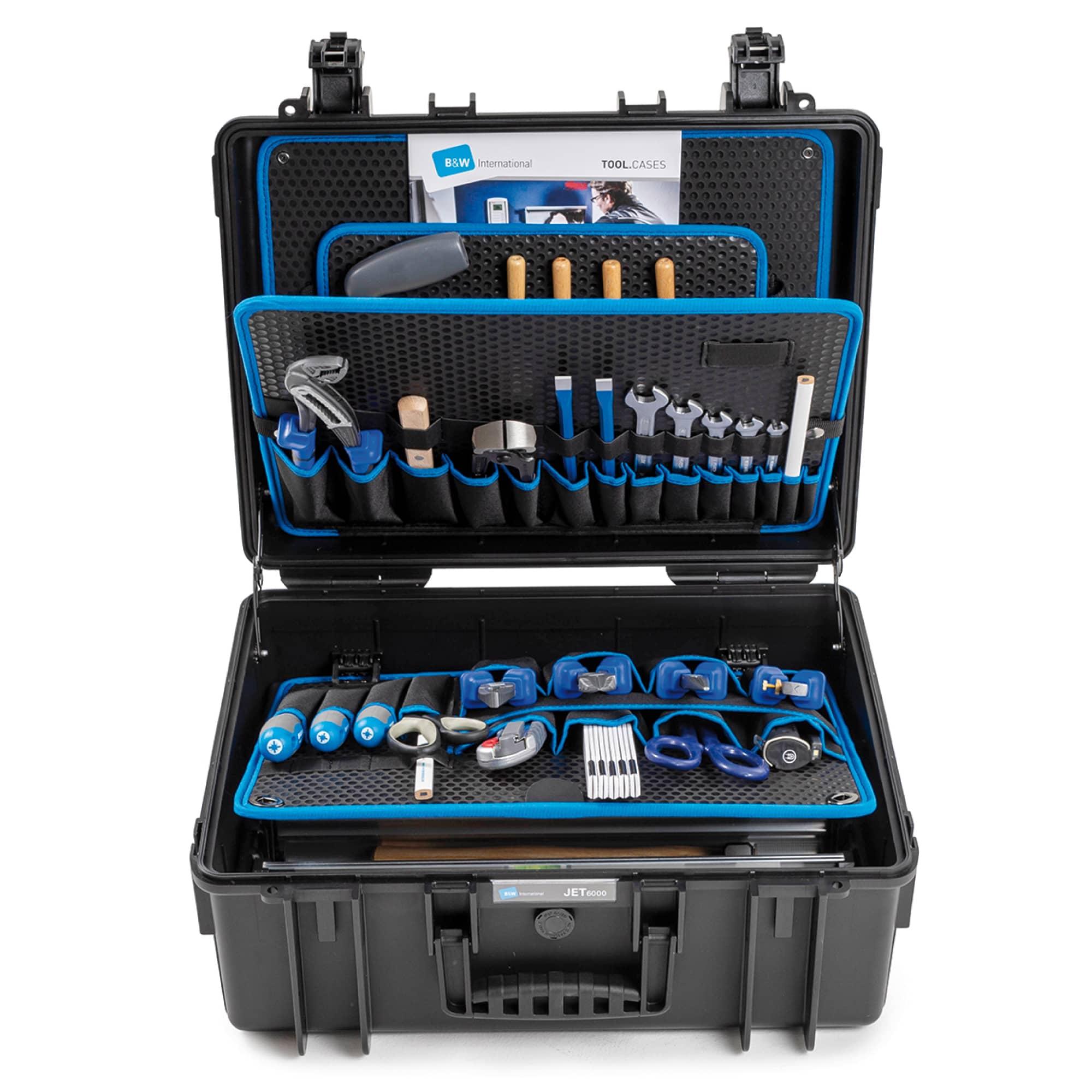 B&W Tool.case JET 6000