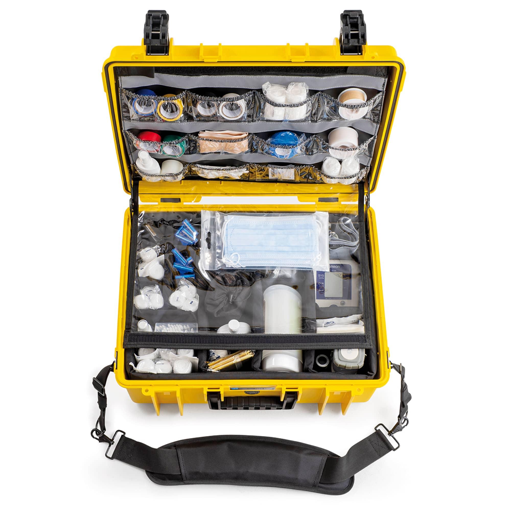 Notfall Koffer Typ 6000