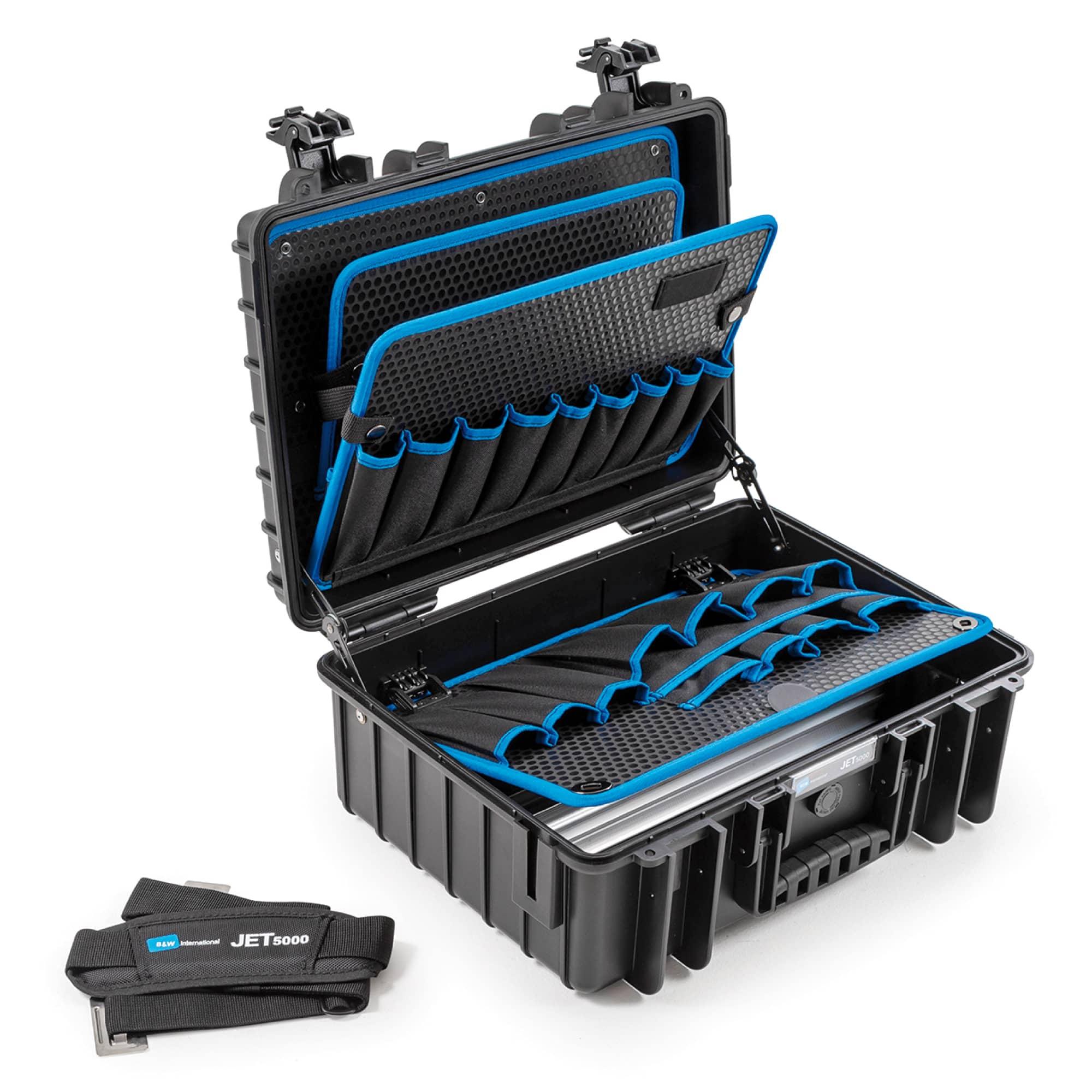 B&W tool.case JET 5000