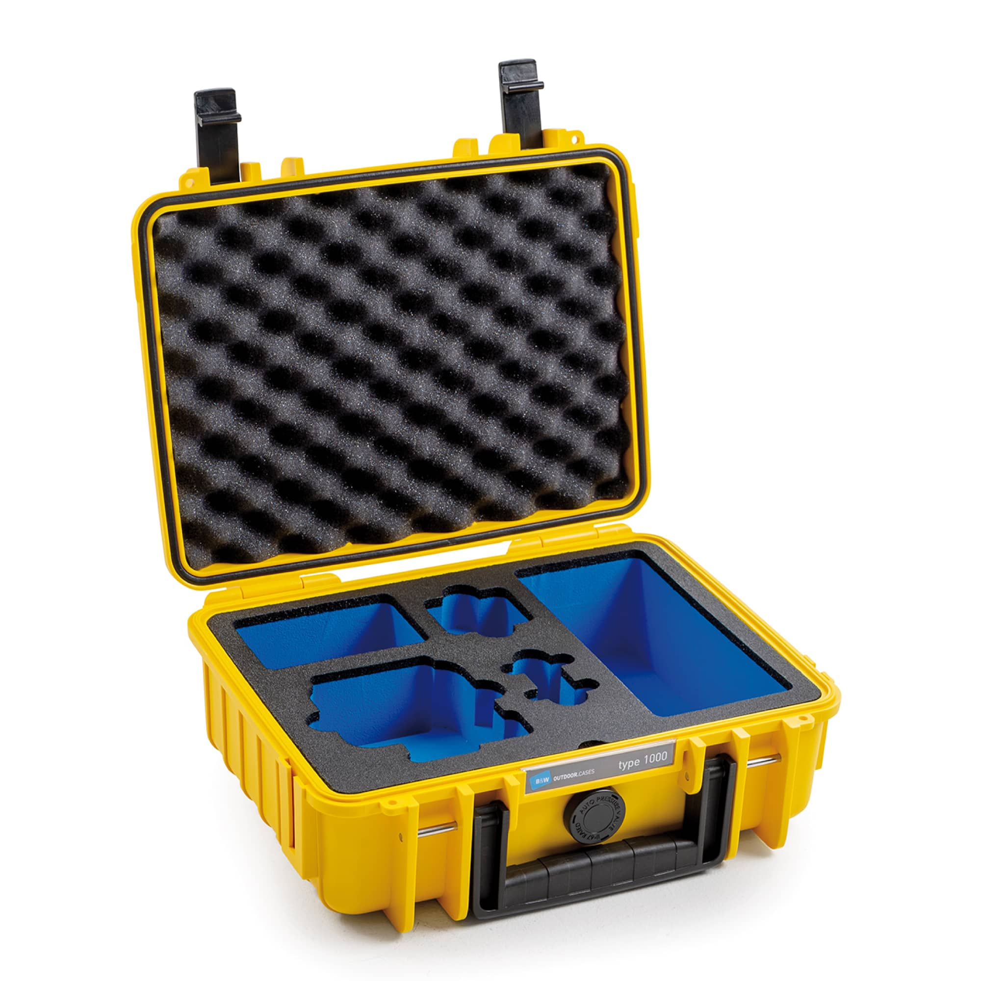 B&W Outdoor Case Typ 1000 for GoPro 8