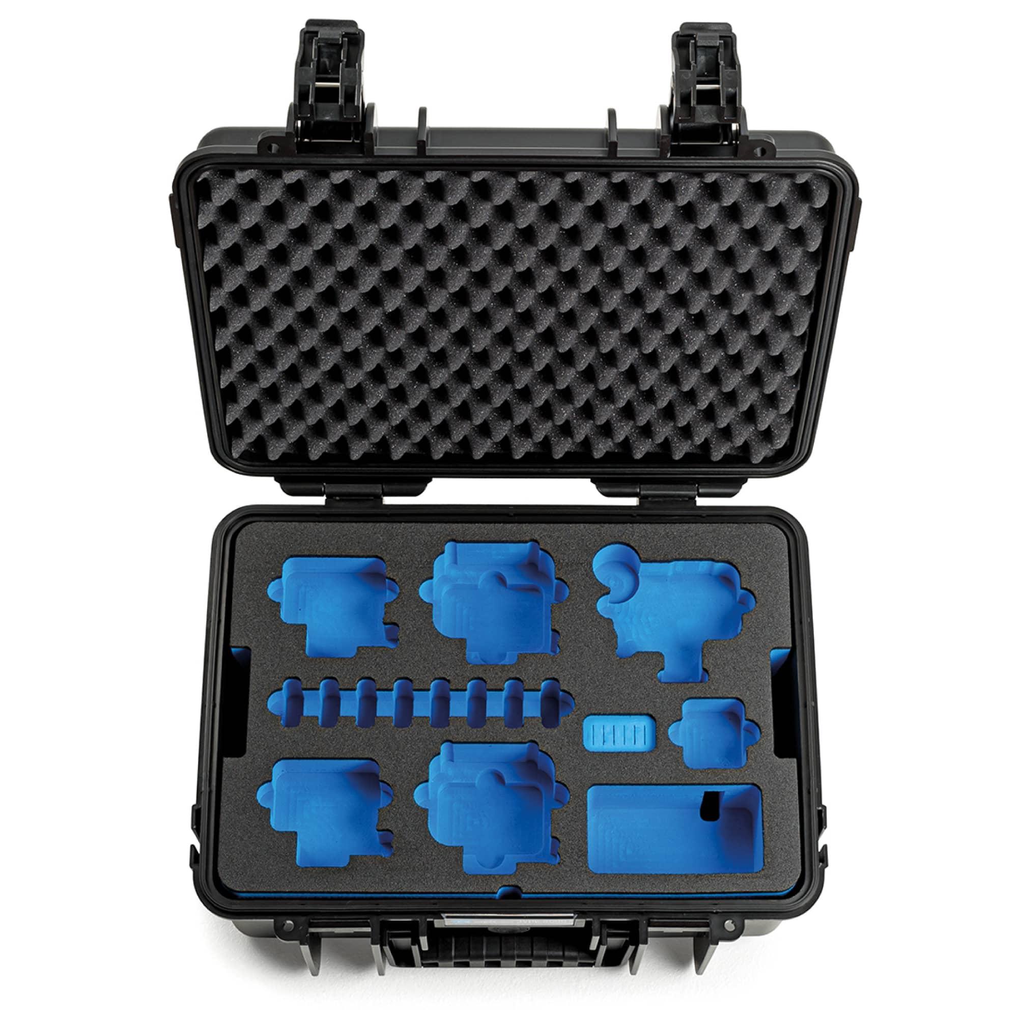 B&W Special Case Typ 4000 mit 3D-Schaum für GoPro 9 und 10
